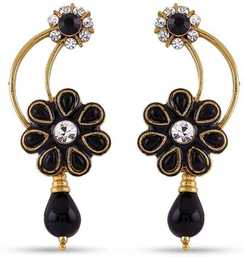 Rich Lady Wedding & Engagement Alloy Chandelier Earring
