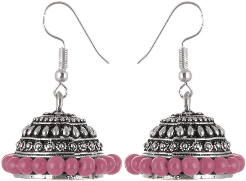 Subharpit Bollywood Stylish Charm Alloy Jhumki Earring