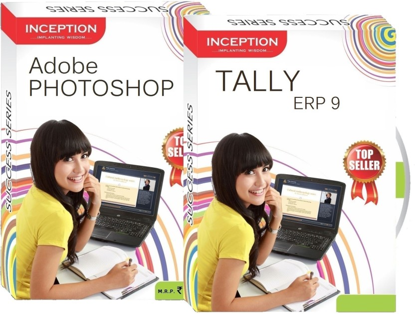 Inception Learn Adobe Photoshop + Tally ERP 9