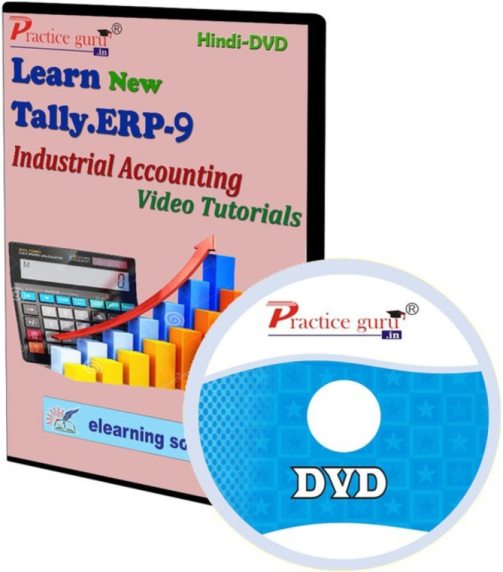 Practice Guru Tally.ERP 9 Industrial Accounting Video Tutorial