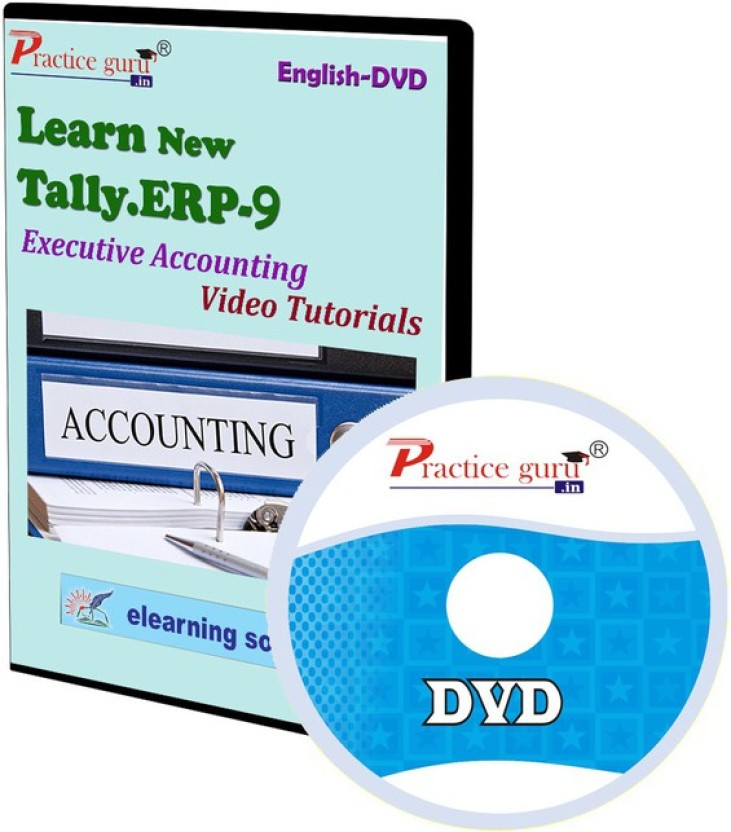 Practice Guru Tally.ERP 9 Executive Accounting Video Tutorial