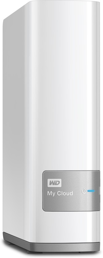 WD My Cloud 4 TB Wired External Hard Disk Drive