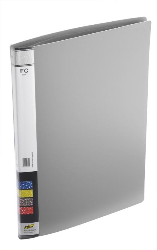 Trio 600F PP Display File 10 Pockets FC