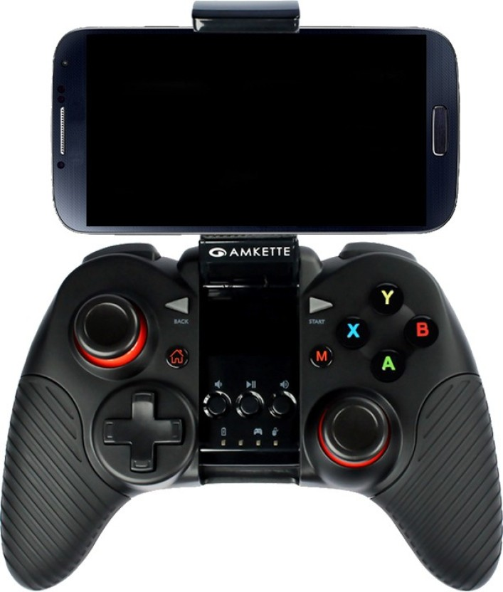 Amkette Evo Gamepad Pro 2 (Wireless Controller for Android Smartphone and Tablets)