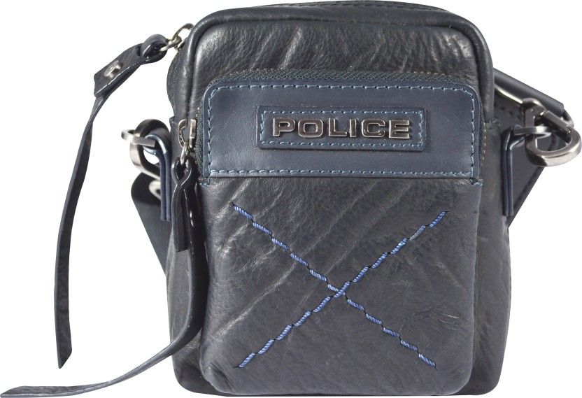Police Messenger Bag