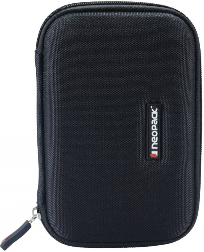 Neopack Pouch for Cover for 2.5 inch Portable Hard Drive of Seagate, Toshiba, WD, Sony, Transcend, Western Digital, Segates, Toshiba, Transcend, WD My Passport Pro, WD My Passport For Mac, WD My Passport Wireless, My Passport Wireless Pro, WD My Passport X, WD Wd Elements Portable, Seagates Backup Plus Fast, Seagates Backup Plus Portable, Seagates Expansion Portable Hard Drives, Seagates Backup Plus Portable for Mac, Transcend StoreJet 25MC, Transcend StoreJet 25M3, Transcend StoreJet 25M2, Transcend StoreJet 25H3, Transcend StoreJet 25A3, Transcend StoreJet 25D3, Transcend StoreJet 25S3 (Enclosure), Transcend StoreJet 100 Portable Hard Drive, Transcend StoreJet 300 Portable Hard Drive, Transcend StoreJet 500 Portable SSD, Toshiba Canvio Basics, Toshiba Canvio Ready, Toshiba Canvio Alu, Toshiba STOR.E Alu TV Kit, Toshiba Canvio Connect II, Sony HD-SP1, Sony SL-BG2, Sony SL-BG1