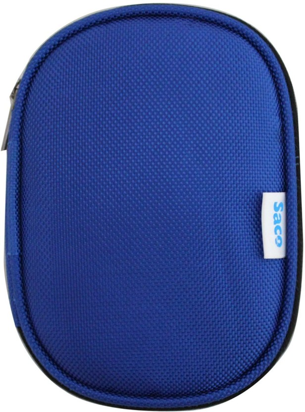 Saco 123-Blue 2.5 Inch External Hard Disk Cover
