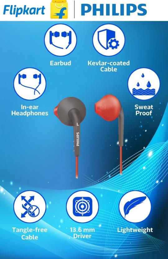 Philips SHQ1200/10 Headphone