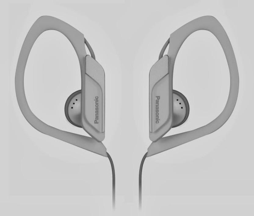 Panasonic RP-HS34E-W Headphone