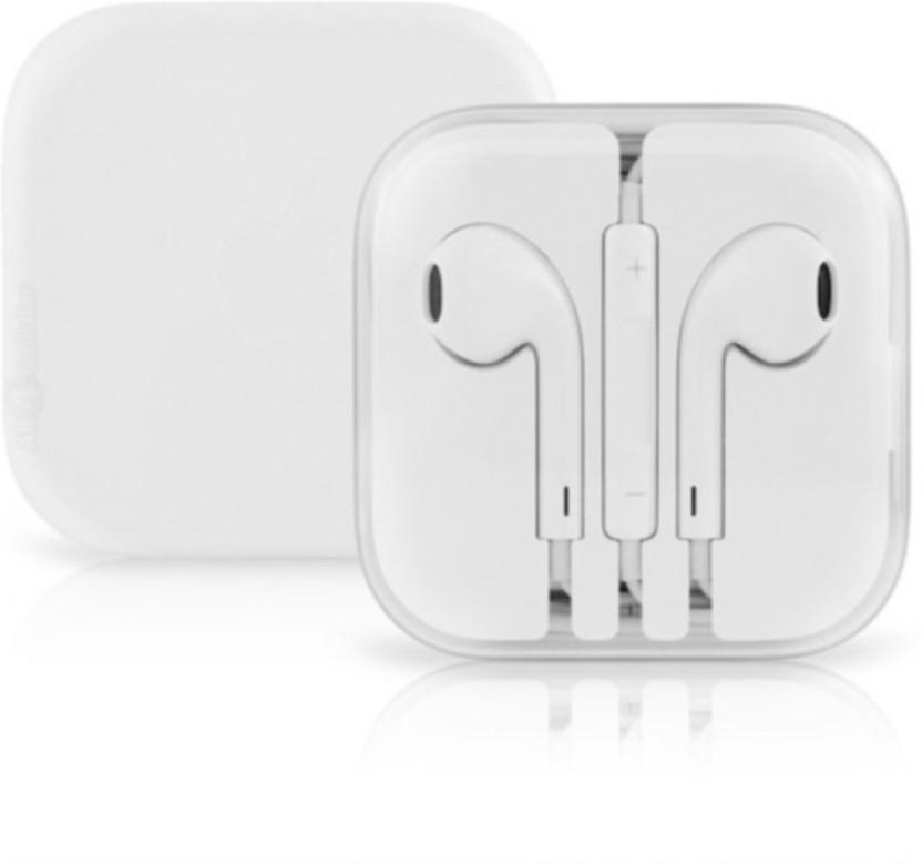 Digitalmart Top Selling 3.5MM Earpods Handsfree Wired Headset With Mic Headphone