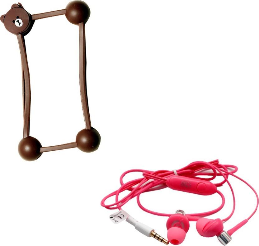 Candytech HF-S-30-BK+HF-BS-PK Headphone