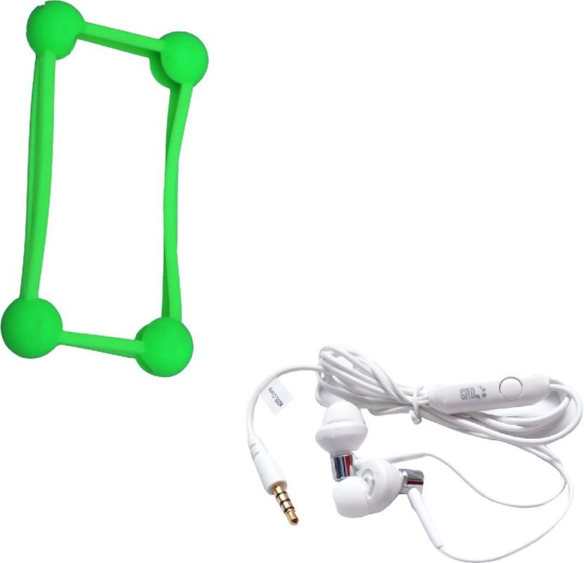 Candytech HF-S-30-VC-GREEN + HF-S-30-VC-BLACK Headphone