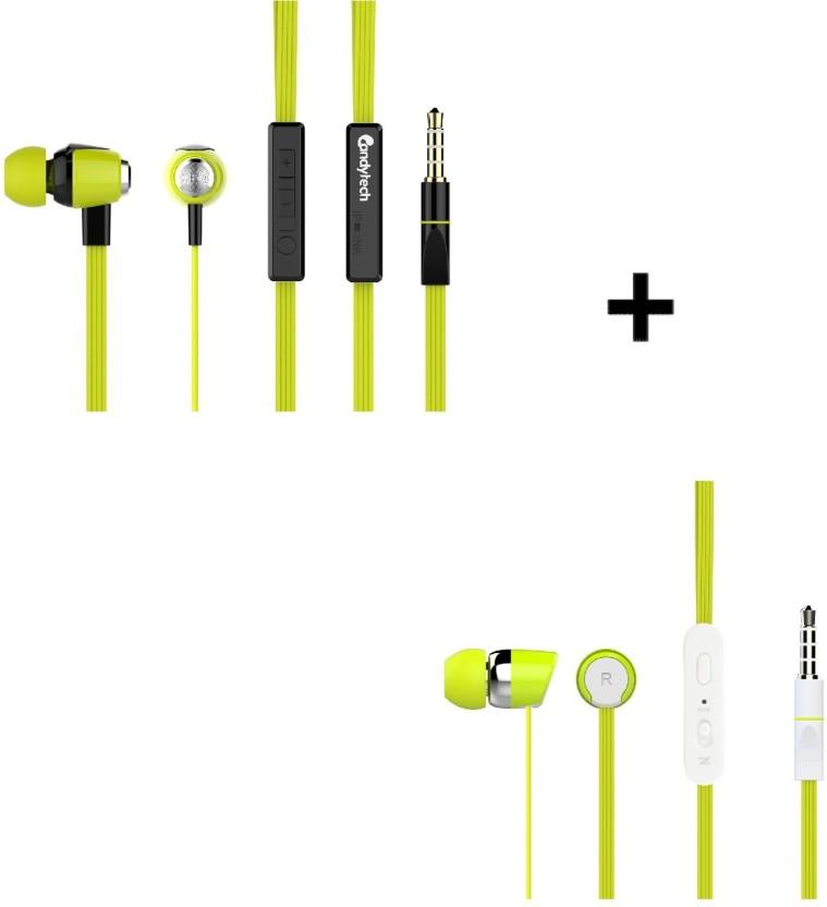 Candytech S-30-VC-GN + S-20-GN Headphone