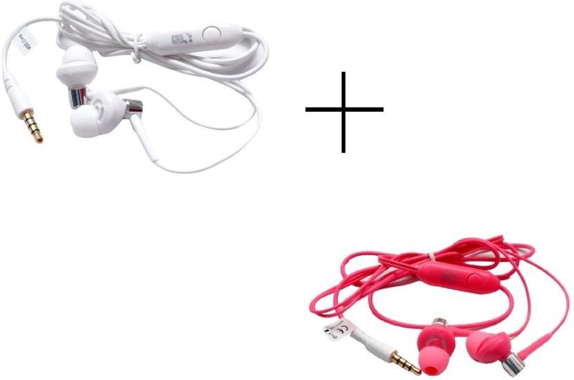 GND HF-BS-W+HF-BS-PK Headphone