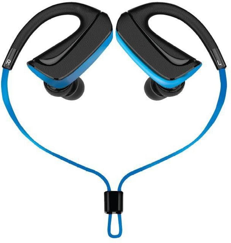 Envent LiveFit 510 ET-BTESM001-BL) Headset with Mic