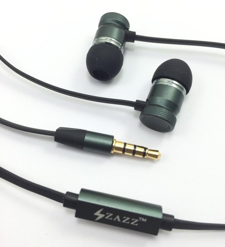 Zazz ZEP3025-HD Headset with Mic