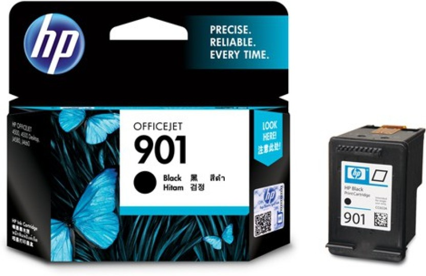 HP 901 Single Color Ink Cartridge