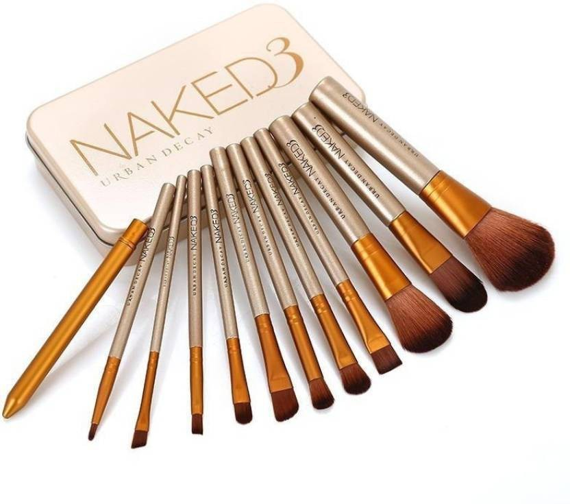 Smart Urban Decay Naked3 Makeup Brush Set