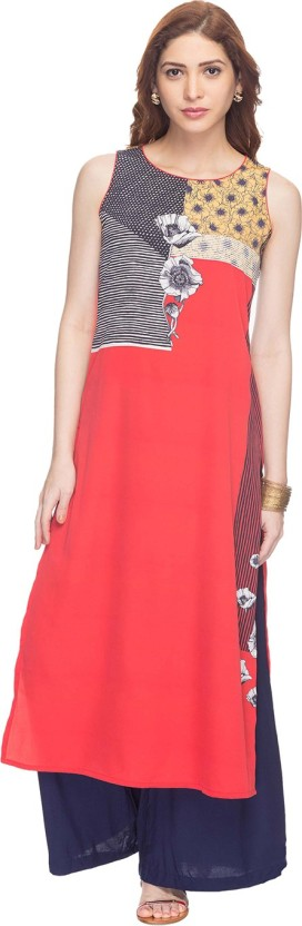 Haute Curry By Shoppers Stop Printed Women