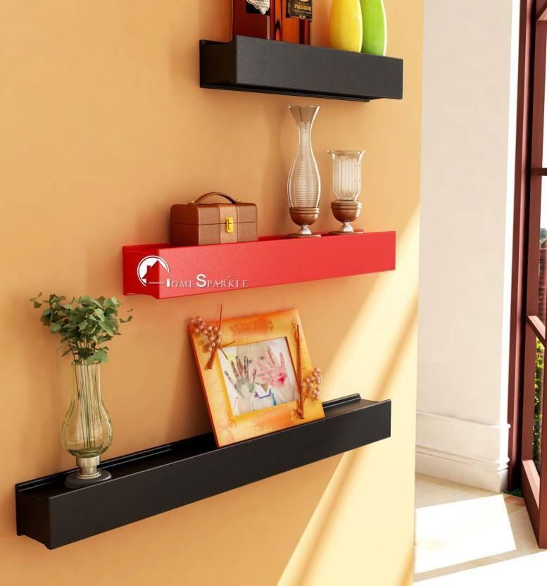 Huzain Handicrafts MDF Wall Shelf