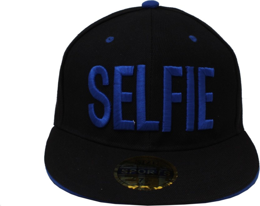 Sushito Embroidered Selfie Hip Hop Cap