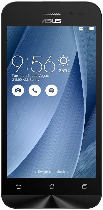 Asus Zenfone 2 (Silver, 32 GB)
