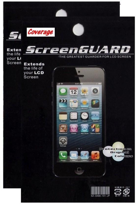 Coverage Screen Guard for Sony Xperia M2