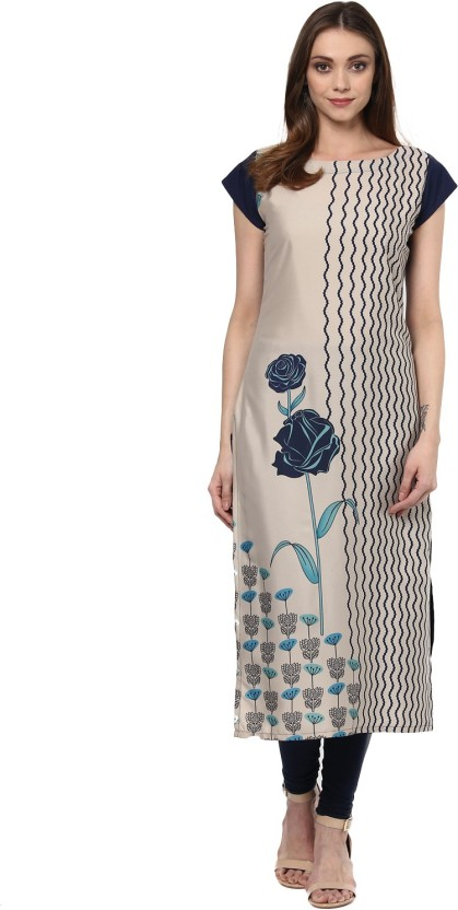 Ziyaa Floral Print Women