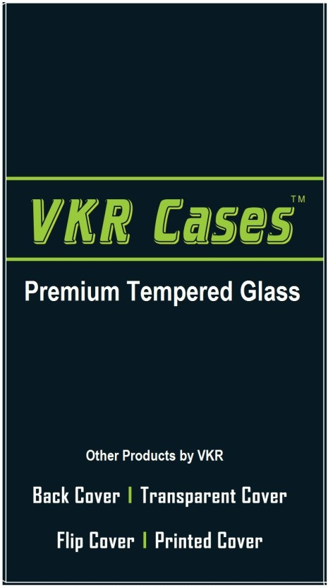 VKR CASE Tempered Glass Guard for Samsung Galaxy Note 3 N9000
