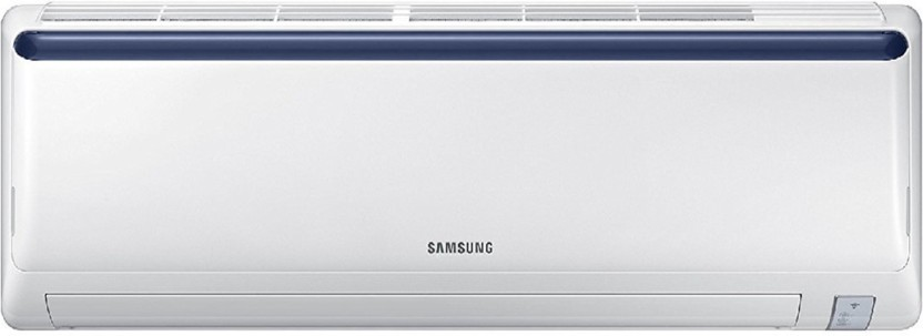 Samsung 1 Ton 5 Star Split AC  - Blue Cosmo
