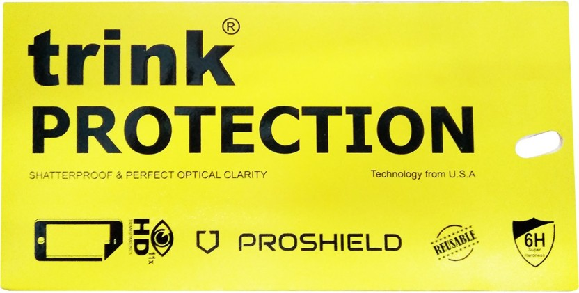 Trink Smart Screen Guard for Micromax Canvas Entice A105