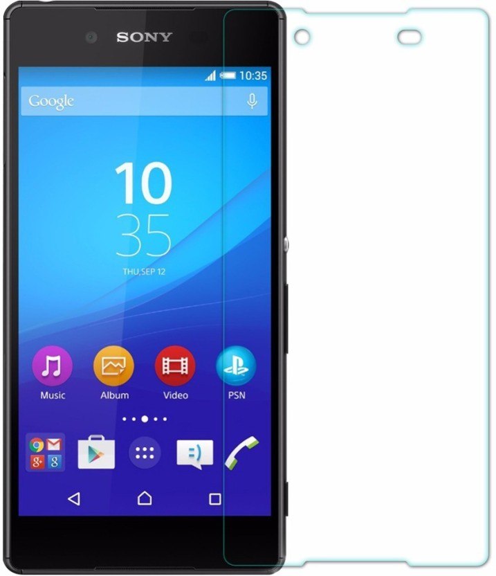 AMETHYST Tempered Glass Guard for Sony Xperia Z3 Plus