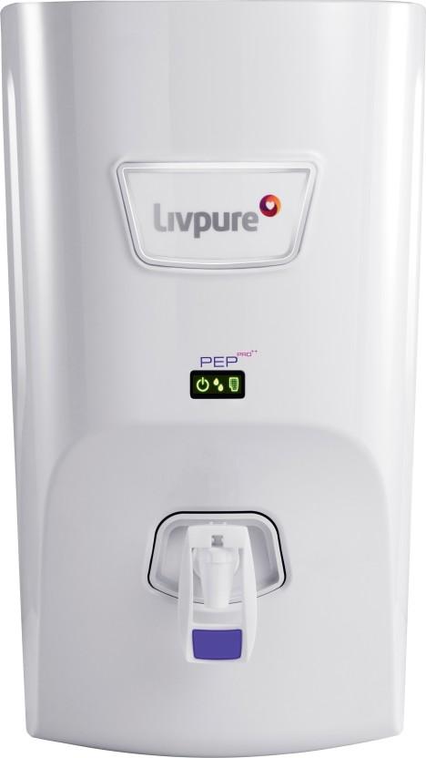 Livpure LIV-PEP-PRO-PLUS+ 7 L RO + UV +UF Water Purifier