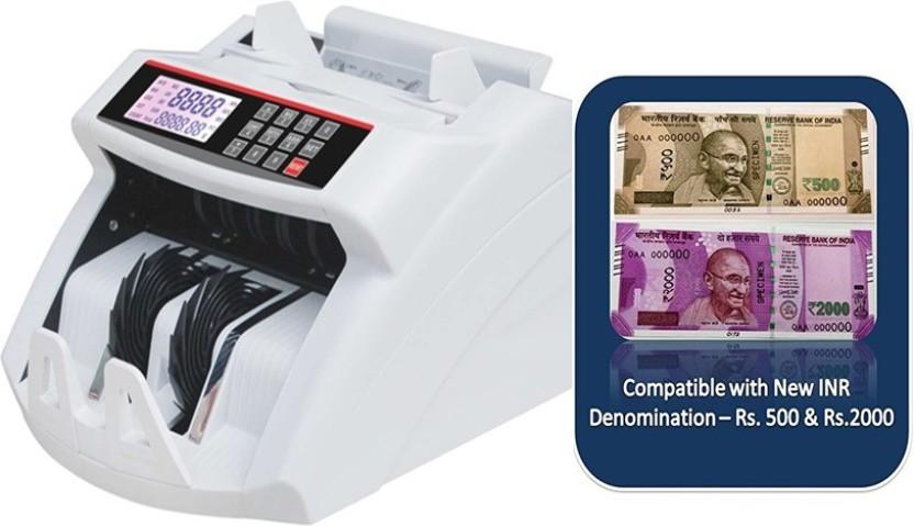 MDI JN2040 LCD Money Note Counting Machine