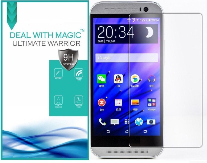 Magic Tempered Glass Guard for A500S LITE