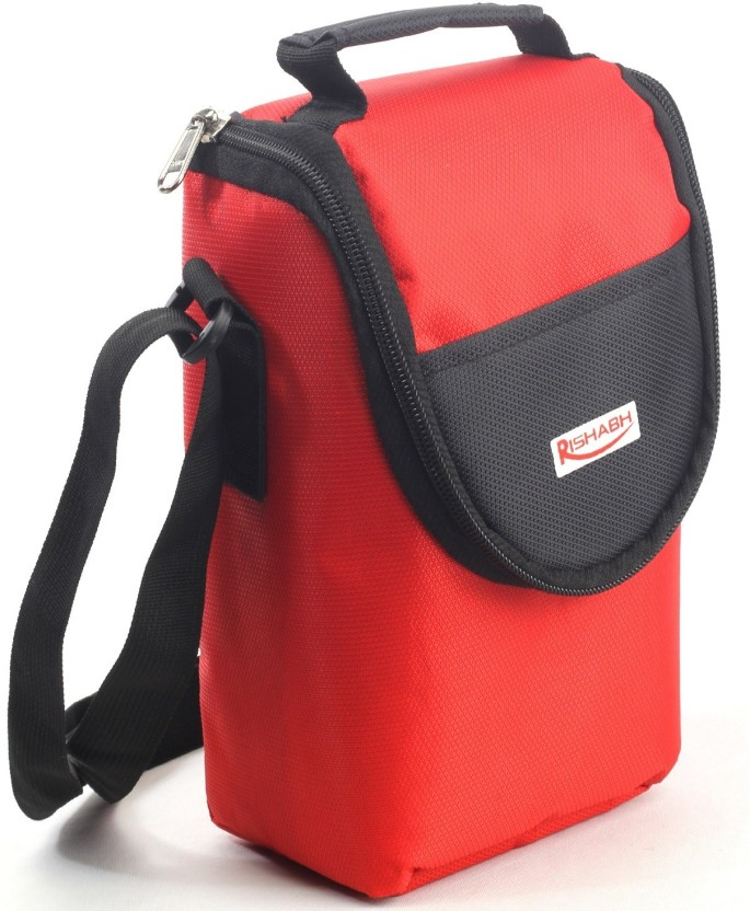Rishabh Super Lunch Three 4 Containers Lunch Box