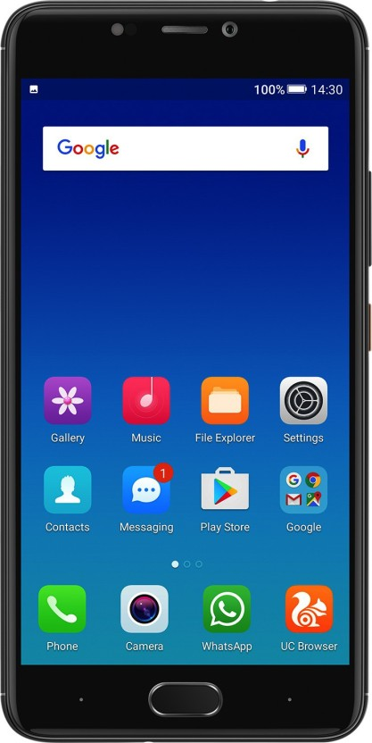 Gionee A1 (Black, 64 GB)