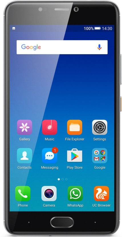 Gionee A1 (Grey, 64 GB)