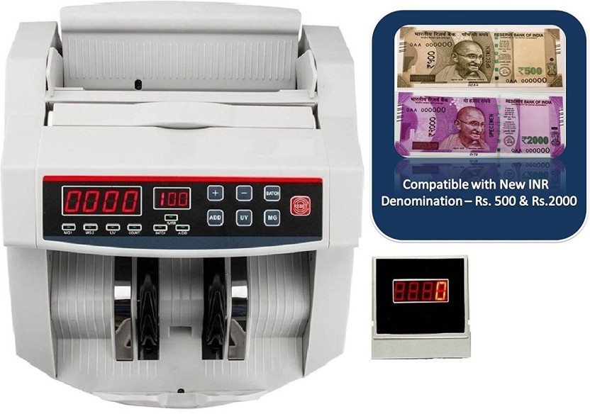 MDI JN-2040 Basic Note Counting Machine