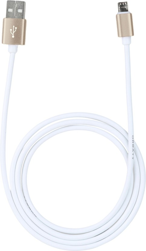 Orbatt Dell XCD28 Compatible 2400 Mbps USB Cable