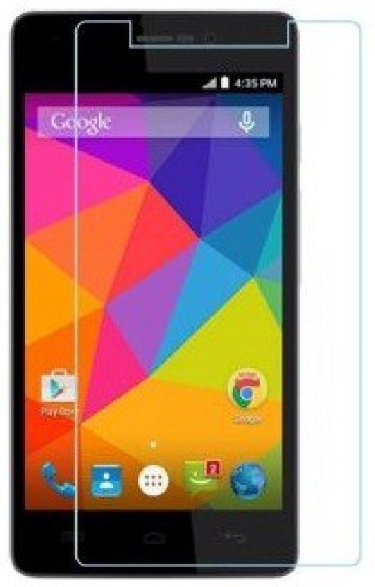 Magic Tempered Glass Guard for Micromax Canvas Pep Q371 Tempered Glass