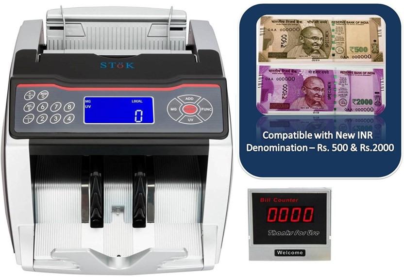 Stok ST-MC02-NCM Note Counting Machine