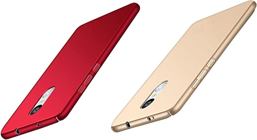 Spicesun Back Cover for Mi Redmi Note 4