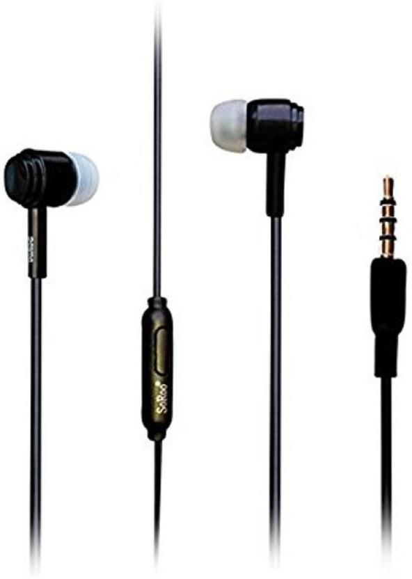 Vsquare Soroo In Ear Wired Earphones With Mic 3.5mm Headset Headphone