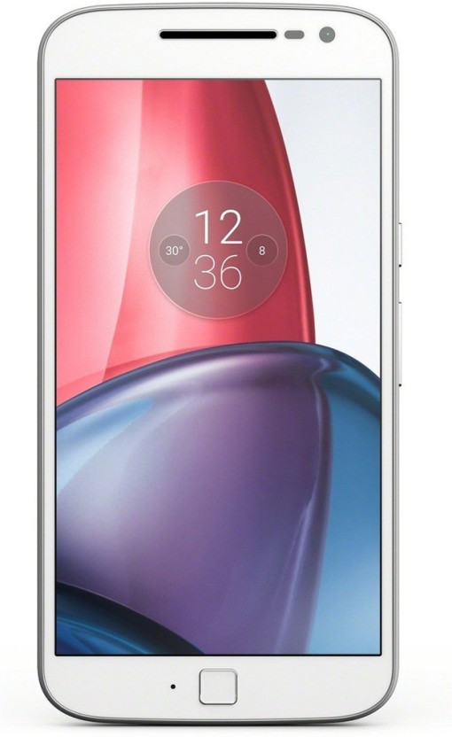 Moto G4 Plus (White, 32 GB)