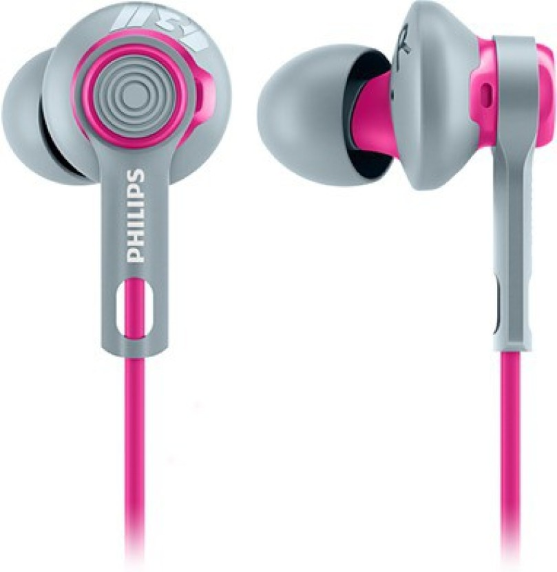 Philips SHQ2300PK/00 Wired Headset with Mic