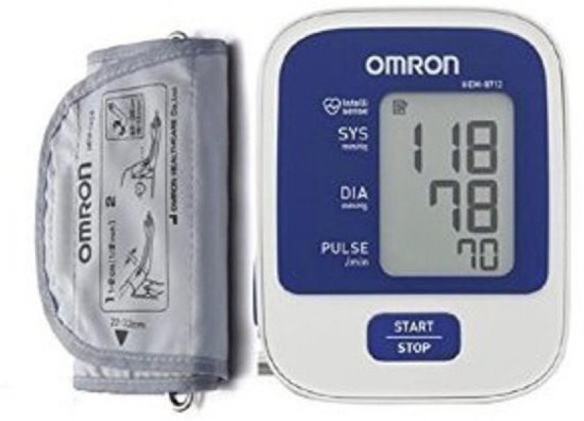 Omron HEM-8712 ( WITH 5 YEARS WARRANTY) UPPER ARM Bp Monitor