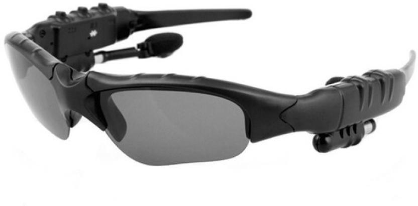 VibeX ® Sunglasses Wireless Bluetooth v4.0 Music In-Ear Headphones HIFI Sound Bluetooth Headset with Mic