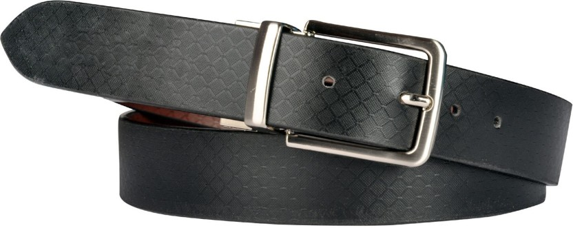 Saugat Traders Men Casual, Formal Black, Brown Artificial Leather Reversible Belt