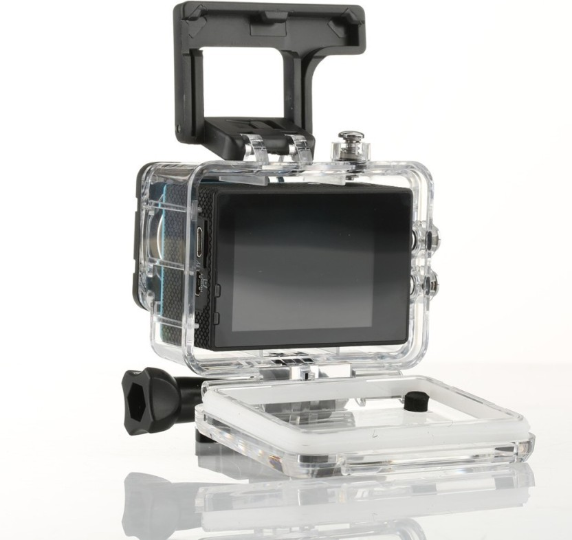 """VibeX ® 1.5\"""" LCD Waterproof Cam Holder Sports & Action Camera"""